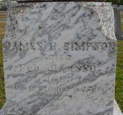 James Hendley Simpson