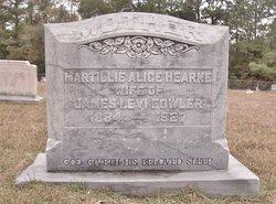 Martilla Alice <I>Hearne</I> Fowler