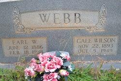 Gale Darline <I>Wilson</I> Webb