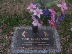 Mary Louise <I>Allstun</I> Conn