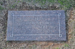 David Sewell Brownlow