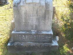 Nannie J. Kalbaugh