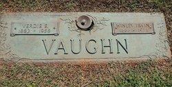 Winley Irvin Vaughn