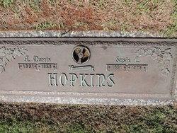 Susie <I>Crews</I> Hopkins