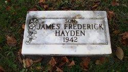 James Frederick Hayden