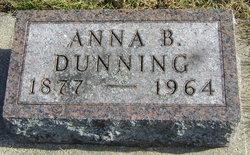 Anna <I>Brovold</I> Dunning