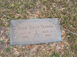 Olan Davis Tanner