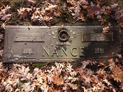Frank Martin Nance