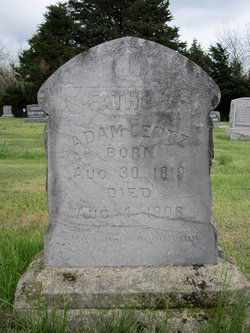 "Johan Adam ""Adam"" Lentz"