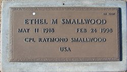 Ethel M Smallwood