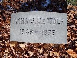 Anna Spaulding DeWolf