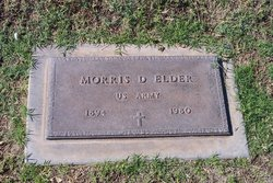 Morris Donald Elder