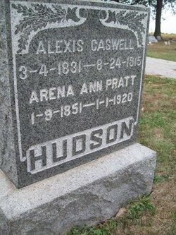 Arena Ann <I>Pratt</I> Hudson