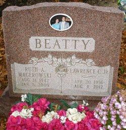 Ruth A. <I>Magerowski</I> Beatty