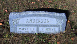 Mary Ethel Anderson