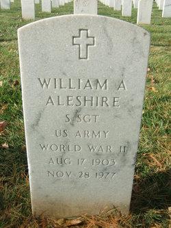 William Arlie Aleshire
