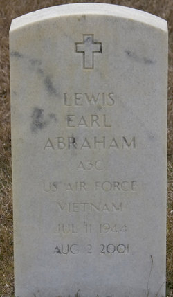 Lewis Earl Abraham