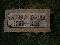 Jacob M. Taylor