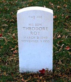Theodore Roy Delosier