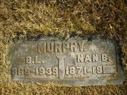 Nannie Belle <I>North</I> Murphy