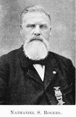 Pvt Nathaniel Sewall Rogers
