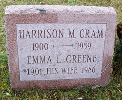 Harrison Maxwell Cram