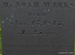 Noah Weeks