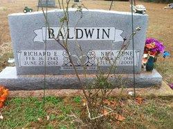 Richard Earl Baldwin