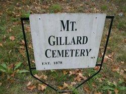 Mount Gillard Cemetery