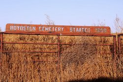 Boydston Cemetery