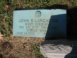 John B. Harrison Lancaster