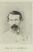 Col Robert P Rowley