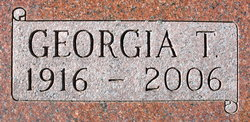 Georgia T. Nelson