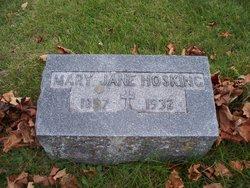 """Mary Jane """"Mamie"""" Hosking"""