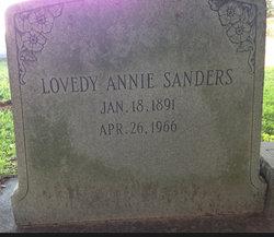 Lovedy Annie Sanders