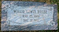 "William Lewis ""Willie"" Hulse"