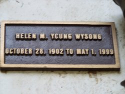 Helen M. <I>Young</I> Wysong