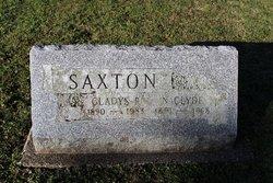 Clyde W Saxton