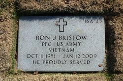Ron J Bristow