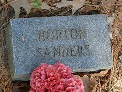 Horton Sanders