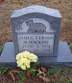 James Vernon McMackins
