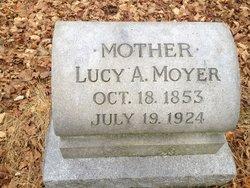 Lucy A. <I>Schropp</I> Moyer