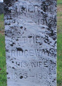 Gettie Sophronia <I>Ridgeway</I> Ackerman