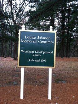 Louise Johnson Memorial Cemetery