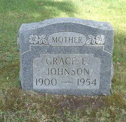 Grace E. <I>Kruse</I> Johnson