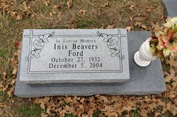 Inis Clare <I>Beavers</I> Ford