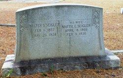 Walter S Seigler
