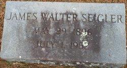 James Walter Seigler