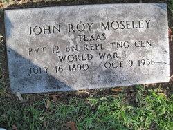 John Roy Moseley