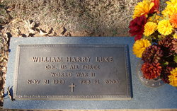 William Harry Luke, Sr